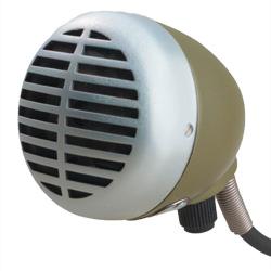 Shure 520DX Mikrofon für die Mundharmonika