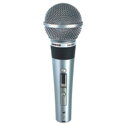 Shure 565SD Klassisches Gesangsmikrofon