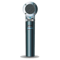 Shure Beta 181 Kleinmembran Kondensatormikrofon Superniere