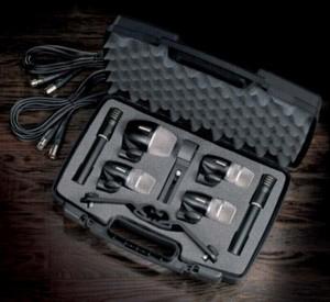 Shure Drum Mikrofon Kit MK-6