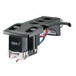 Shure M44-7H DJ System inkl. Headshell