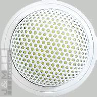 Shure MX395WO Microflex Miniatur-Grenzflächenmikrofon