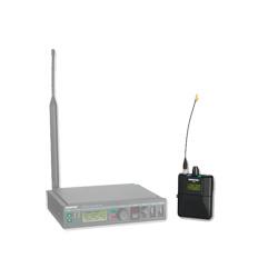 Shure P9R Funktaschenempfänger zu PSM-900