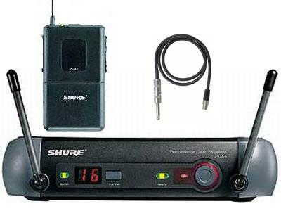 Shure PGX-14 Guitar System