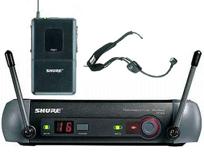 Shure PGX-14 Headset Funk-System