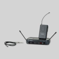 Shure PGX14ET1 UHF-Funksystem für Gitarre und Bass