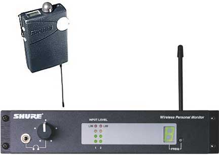Shure PSM-400 UHF In-Ear-Komplett-SET