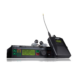 Shure P9TER In-Ear Monitoring System