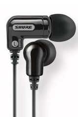 Shure SCL-3-K InEar Hörer schwarz