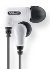 Shure SCL-3 WH InEar Hörer weiß