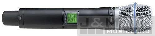 Shure UR2/Beta87A Handsender