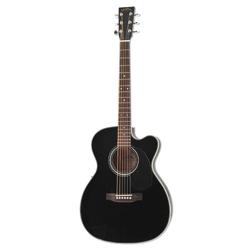 Sigma 000MC-1STE-BK Westerngitarre Schwarz