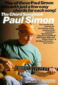 Simon, Paul The Chord 11485