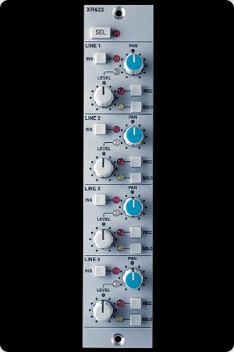 Solid State Logic XRack 4 Line Input Module