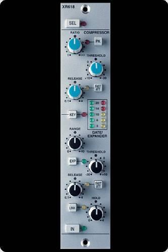 Solid State Logic XRack Dynamics Module XR 618