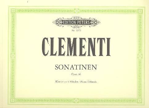Sonatinen OP.36 - Clementi
