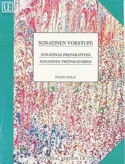 Sonatinen Vorstufe - Klavier