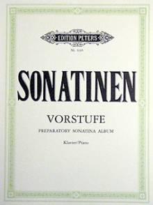 Sonatinen Vorstufe für Klavier