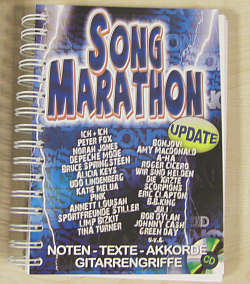 Song Marathon UPDATE A5 + CD