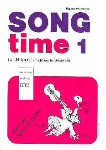 Songtime 1 - Gitarre