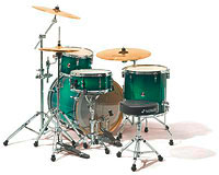 Sonor F-2007 Force Rock Drumset Natural Fade