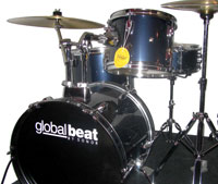 Sonor GSH 184 DB Global Beat Drumset Junior