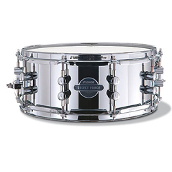 "Sonor Select Force Stahl Snare 14"" x 5,5"""