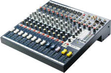 Soundcraft EFX-8 Mischpult Lexicon Hall