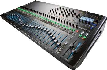 Soundcraft Si C32+4 Si Compact