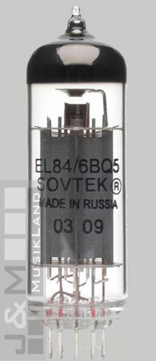 Sovtek EL-84 Endstufenröhre einzeln