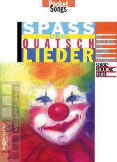 Spaß-und Quatschlieder - Gerhard Buchner