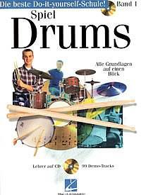 Spiel Drums 1, Scott Schroedl HL699595