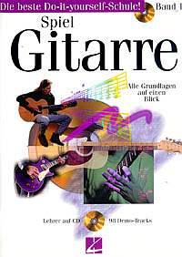 Spiel Gitarre 1, Doug Downing - Jeff Schroedl HL699591