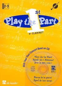 Spiele die 1.Stimme - Clarinet