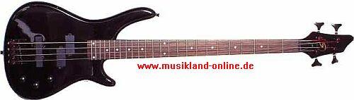 Stagg BC-300 BK E-Bass