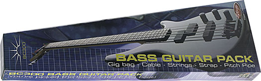 Stagg BC-300 BK Pack E-Bass