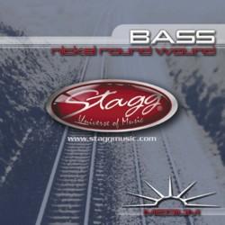 Stagg Bass Saiten  BA-4525-5S