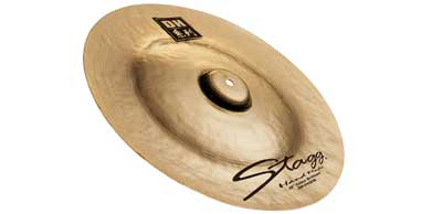 Stagg DH-CH10B Brilliant China 10''