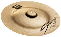 Stagg DH-CH16B Brilliant China 16''