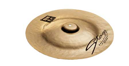Stagg DH-CH18B Brilliant China 18''
