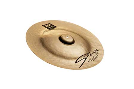 Stagg DH-CH8B Brilliant China 8''