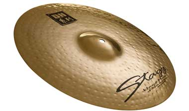 Stagg DH-CR15B Crash Brilliant Rock 15''