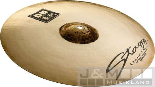 Stagg DH-RH20E Ride Exo heavy 20""