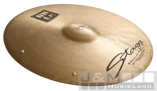 Stagg DH-RJ21 ZZ Ride Sizzle Jazz 21""