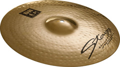 Stagg BH-RR22B Ride Rock Brilliant 22""