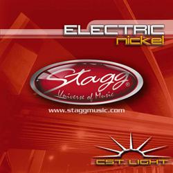 Stagg EL-0946 E-Gitarren Saiten