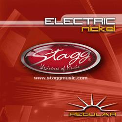 Stagg EL-1046 E-Gitarren Saiten