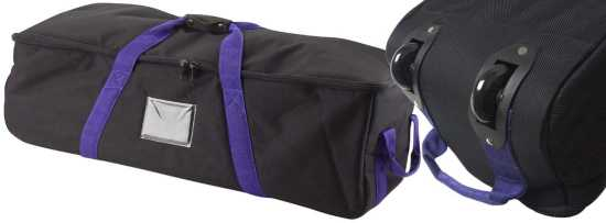 Stagg Hardware Bag mit Rollen PSB-38/T