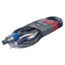 Stagg Lautsprecherkabel Speakonstecker/Klinke 10m