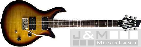 Stagg R-500 TS E-Gitarre